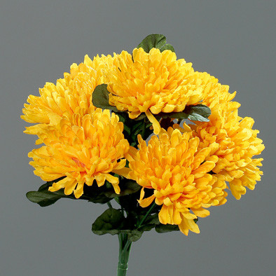 Chrysanthemen-Strauß, 25cm
